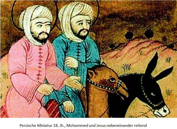 Jesus+Mohammed