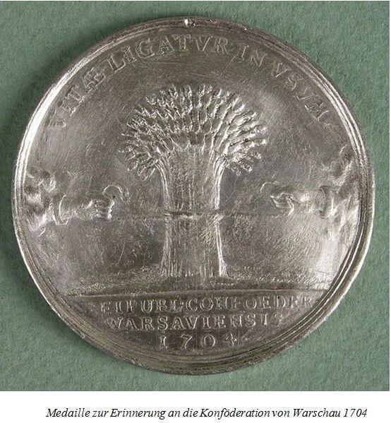 Medaille zur Erinnerung an die Konföderation