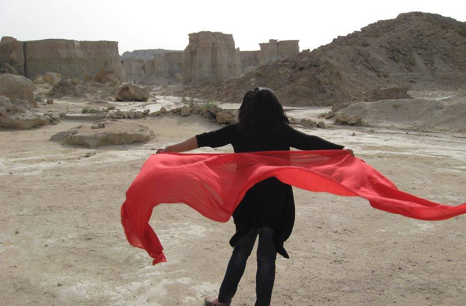 """Im Iran wehren sich Frauen gegen den Kopftuchzwang mit der Kampagne """"My Stealthy Freedom"""". www.facebook.com/StealthyFreedom"""