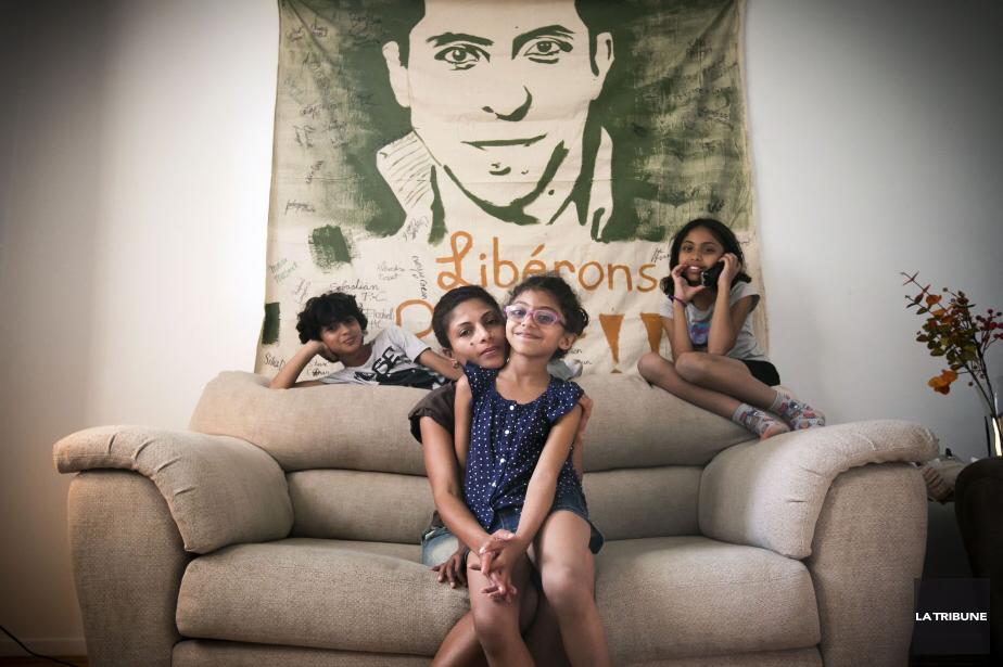 Raif Badawis Familie in Kanada